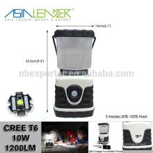 Productos de líder de Asia con cargador USB para teléfono móvil CREE T6 Camping Light