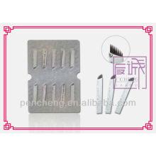 Single Use Eyebrow Tattoo Needle MUN-8# 14pin/pc