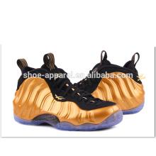 chaussures de basket-ball hommes nouveau miroir matériel sport chaussure sneaker