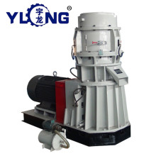 Chicken manure fertilizer pellet making machine