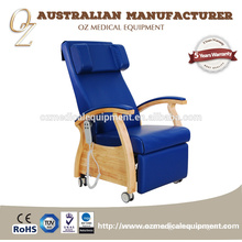 High Back Lift Recliner Blood Collection Chair Medical Furniture