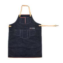 Men sexy jean art apron