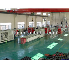 hdpe double wall corrugated pipe production line for plastic extrusion pipes
