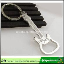 Keychain del abrelatas guitarra