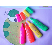 Multi Color Promotional Mini Highlighter Pen Set Fluorescent Marker