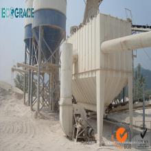 Zyklon Staubabscheider, Staubbeutel Filter für Zementwerk