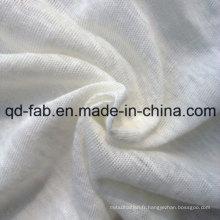 Tissu 100% Chanfreiné de haute qualité en tricot (QF13-0353)