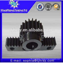 Spur rack and pinion standard specifications