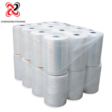 Transparente Pallet Stretch Wrap Cling Film