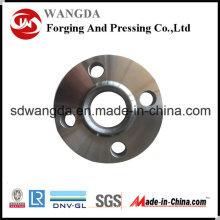 JIS Carbon Steel 40k Slip-on Welding Steel Pipe Flanges