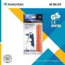 Rongpeng R8761 3PCS Herramientas de aire Kits Air Tool Accessories