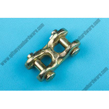 H Type Foged Steel Twin Clevis Link