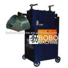 Machine de fabrication de coude type vertical