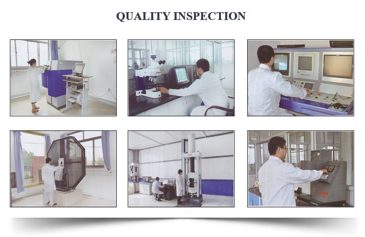 quality inspection of oil casing pipe