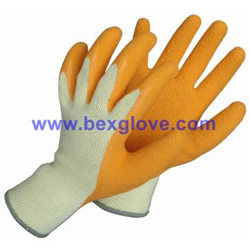 Latex Coated Work Glove, Garden Glove