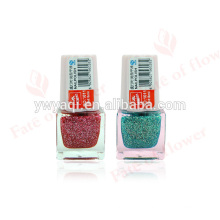 high quality colorful Empty Nail Polish Bottle with polish wholesale in China
