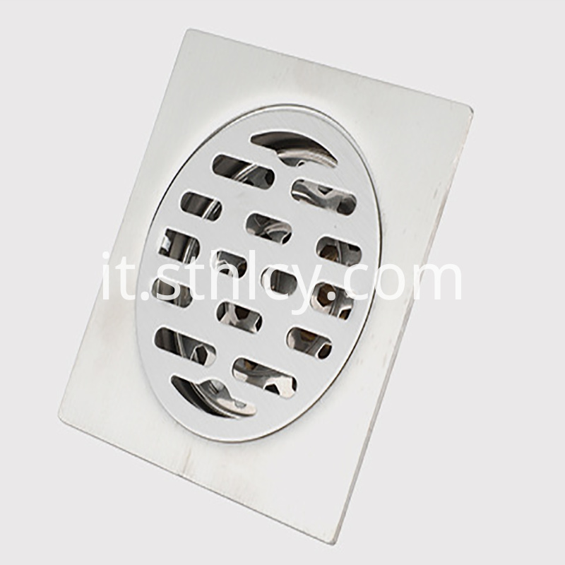 Stainless Steel Practical Floor Drain .