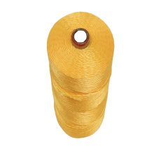 greenhouse uv treated poly propylene fibrillated PP twine string yarn