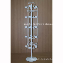 Metal Rotating Stickers Display Stand (PHY2048)