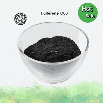 Liefern Sie hochreines 99,9% C60 Fullerene C60 Pulver