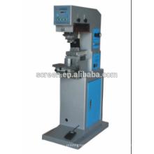 Máquina automática de impresión de tampón de tapa de plástico