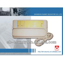 Levante el intercomunicador para hitachi / ascensor piezas de /mechanical venta repuestos