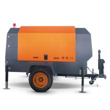120 - 460 CFM Diesel Portable Air Compressor