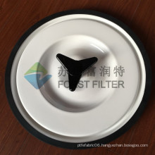 FORST Galvanized Industrial Cartridge Filter Dust Collector Cover Manufacture