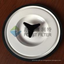 FORST Galvanizado Industrial Cartridge Filter Coletor de Cobertura Cobertura Fabricação