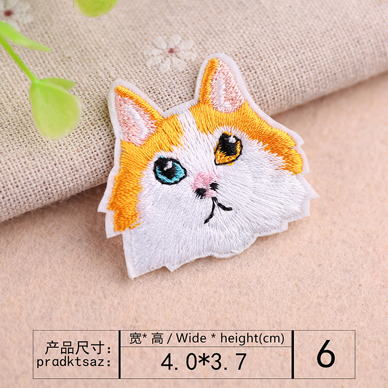 3d Lifelike Embroidery Patches