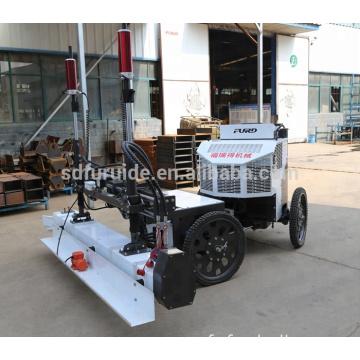Stand Type Vibratory Laser Concrete Power Screed (FJZP-220)