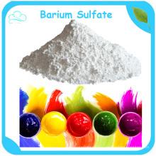 98% Baso4 В Цене Белый Порошок Сульфата Бария, Используемых В Красках, Печатной Краске