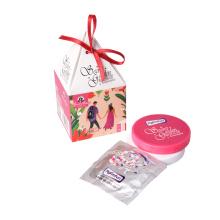 6PCS / Lot для взрослых товаров для секса Ультра тонкий натуральный латексный резиновый презерватив с дополнительными смазочными кондонами