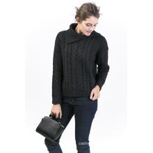 Women′s Wool Pullover