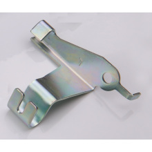 Metal Stamping Automotive Parts (wire bracket 7)