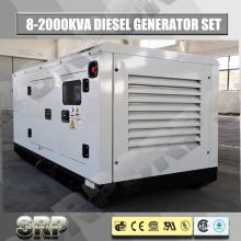 60kVA Звуконепроницаемый дизельный генератор Powered by Yangdong (SDG60KS)