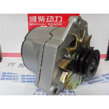 A7 Sinotruk Alternator VG1246090005 / VG1246090017