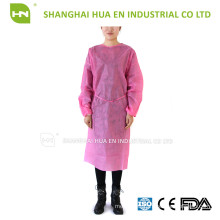 dental disposable PP isolation isolation gown