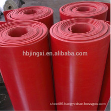 6mm thickness rubber sheet SBR Rubber Sheet Roll