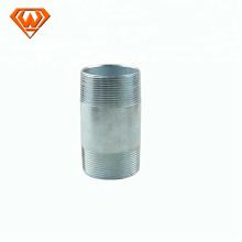 Zócalo de tubo de acero al carbono galvanizado DIN