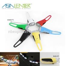 Luz impermeable de la bici del USB recargable del USB impermeable de la alta calidad para al aire libre