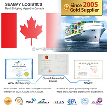 Shanghai Top 3 Shipping Agent to Vancouver