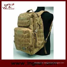 Mode militärische Tasche Patrol Molle Assault Combat Rucksack