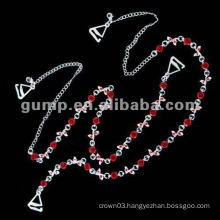 metal bra straps ( GBRD0189)