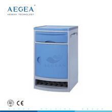 AG-BC006 médical ABS matériel hôpital armoires en gros avec tiroir