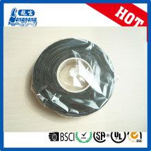 Russische Fibber Baumwolle Isolierband schwarz