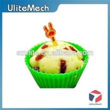 Lebensmittelqualität Silikon Kuchen Schimmel