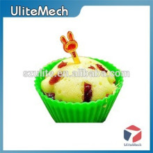 high quality good design silicone cake mould