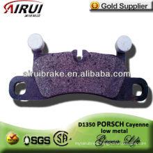 D1350 Cayenne(955) brake pad 2002- R