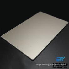 Mirror Finish for Solar Parabolic Reflector Anodize Aluminum sheet